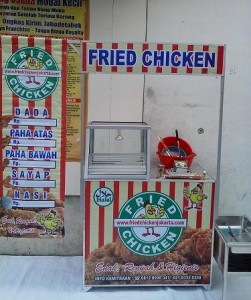 franchise ayam